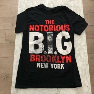 The Notorious BIG Urban Outfitters Shirt *NEW*